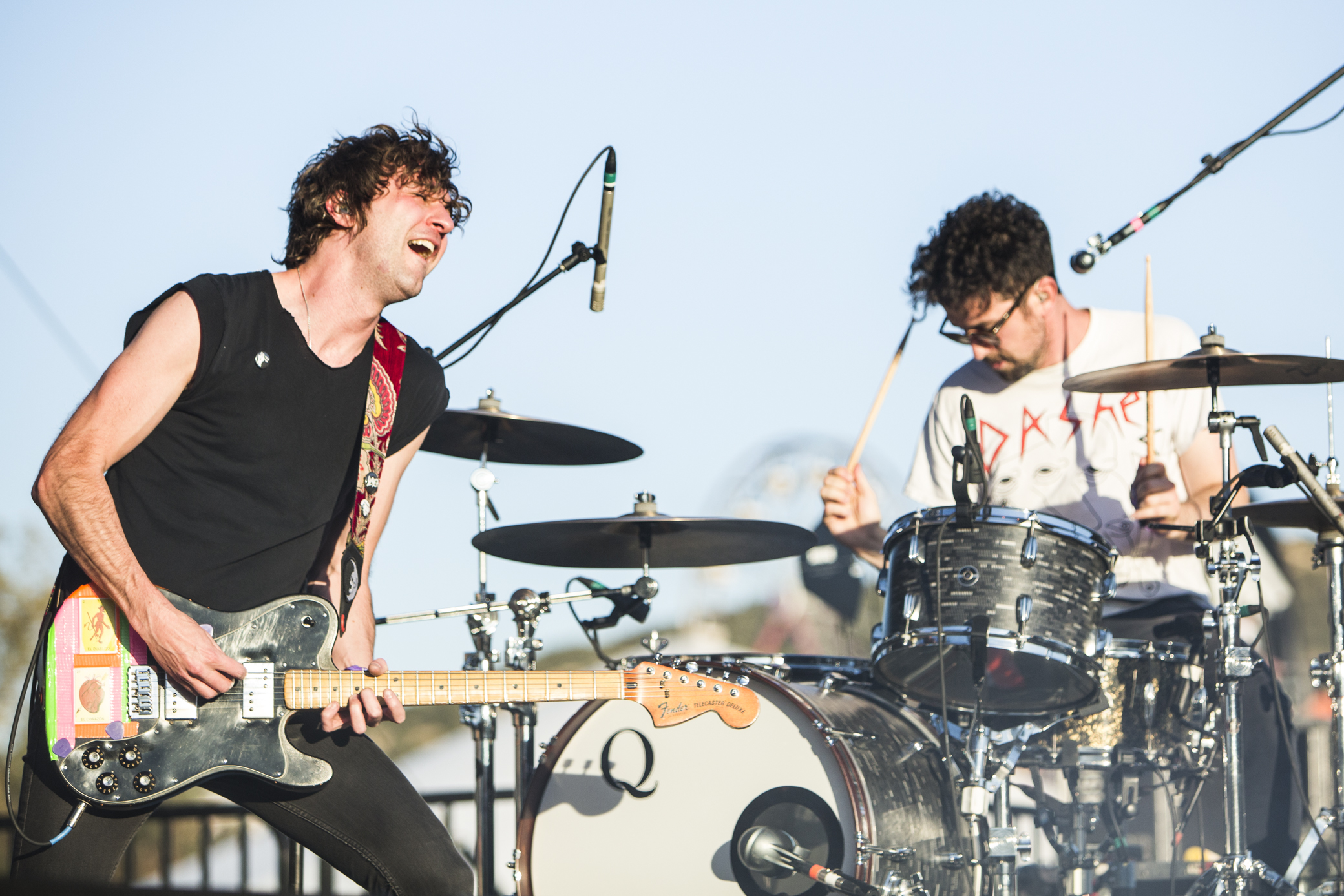 Japandroids // Photo by Philip Cosores