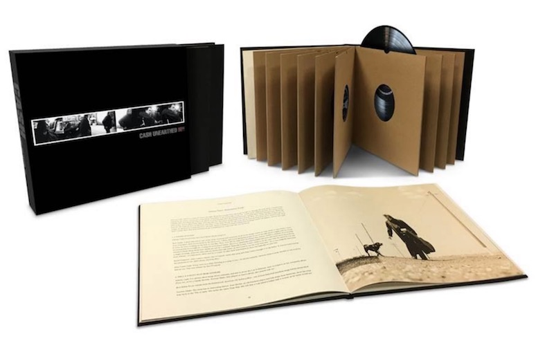 johnny cash unearthed vinyl box set Johnny Cashs Unearthed box set receives first ever vinyl release