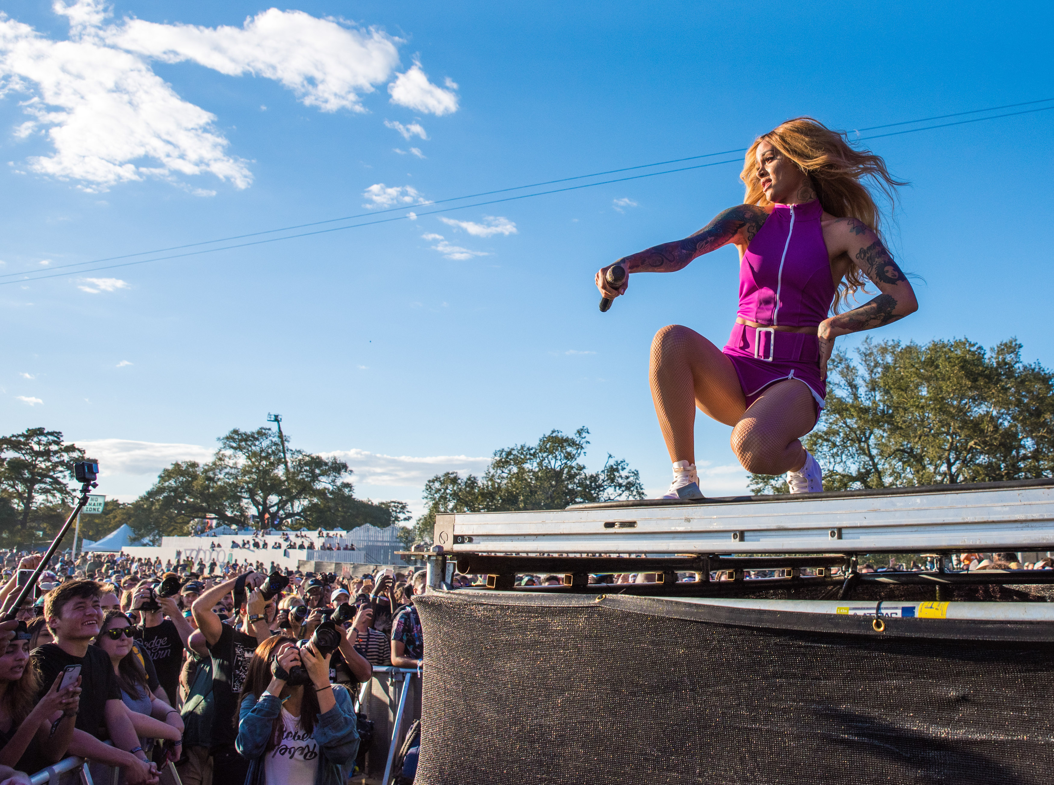 Kehlani // photo by David Brendan Hall