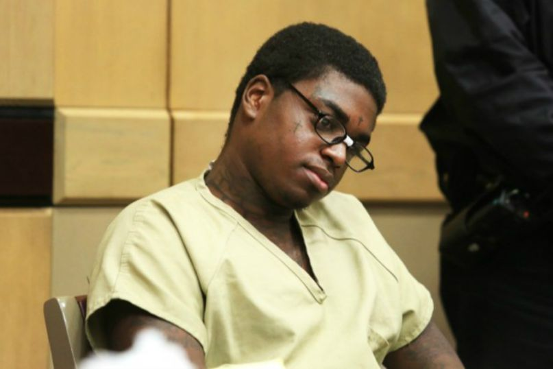 Kodak Black indicted by South Carolina grand jury of first degree