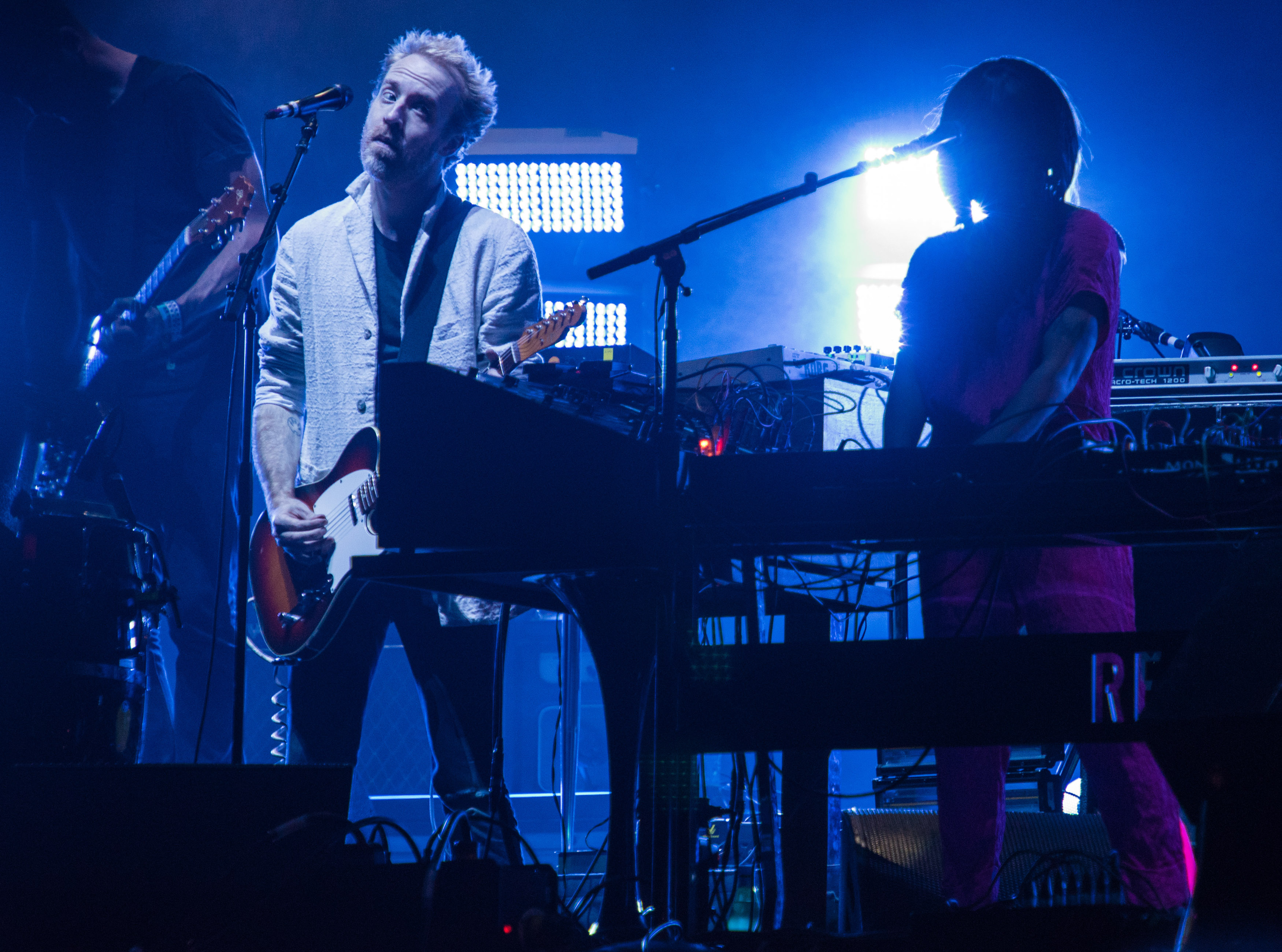 LCD Soundsystem // photo by David Brendan Hall