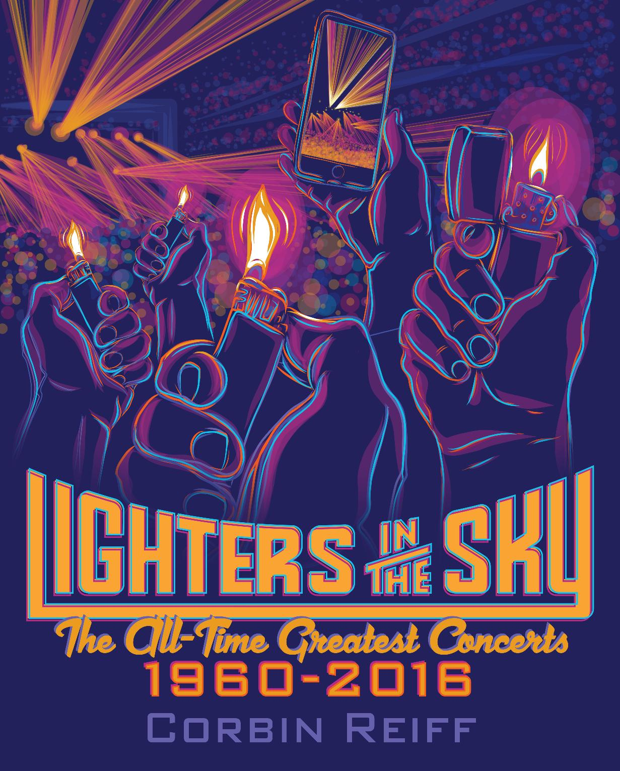 lighters in the sky cover 1 Read a review of the first Coachella from the upcoming Lighters in the Sky: The All Time Greatest Concerts 1960 2016