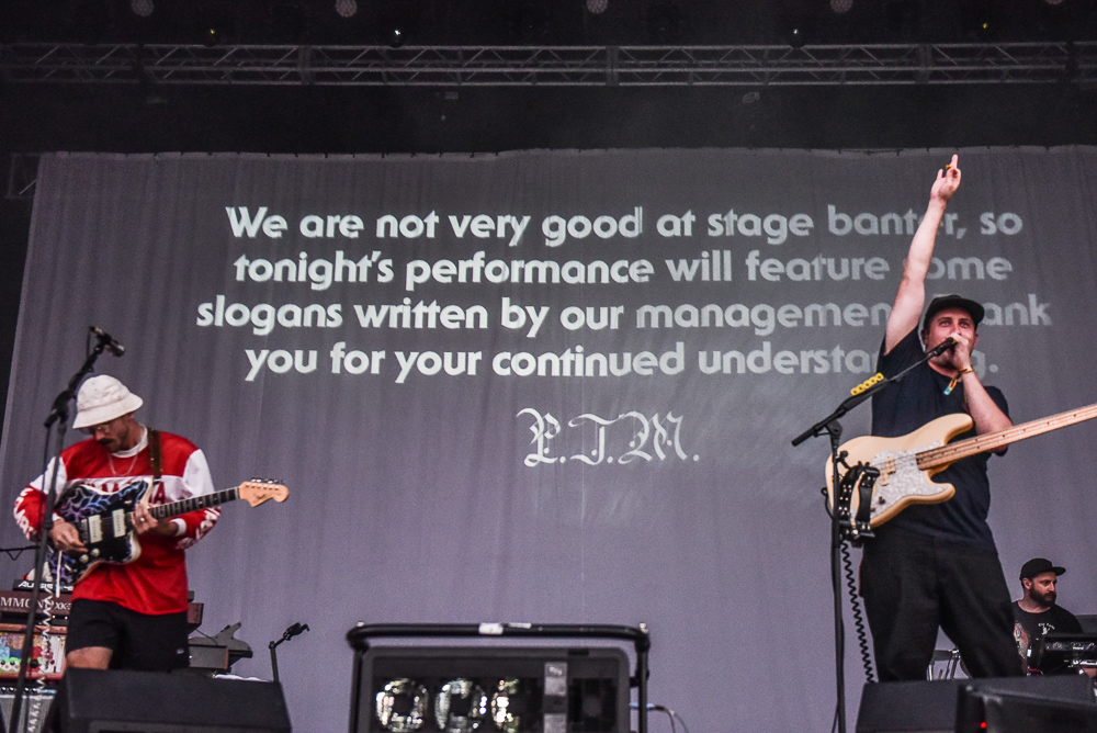 Portugal. The Man // Photo by Amy Price