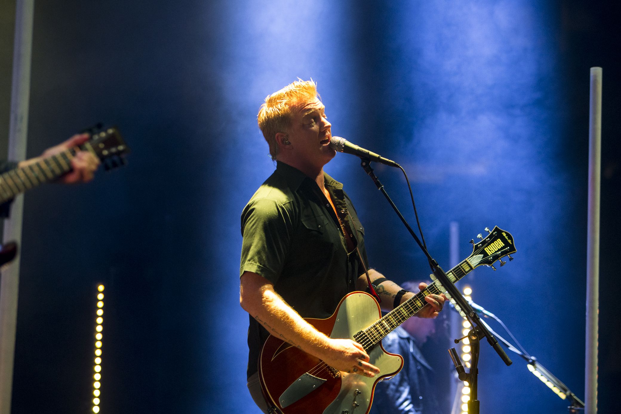 queens of the stone age 141 Live Review: Queens of the Stone Age at NYCs Madison Square Garden (10/24)