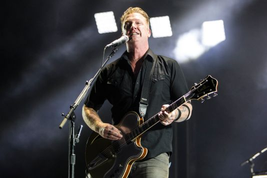 Queens of the Stone Age // Photo by Philip Cosores