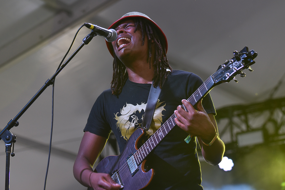 Raging Fyah // Photo by Amy Price