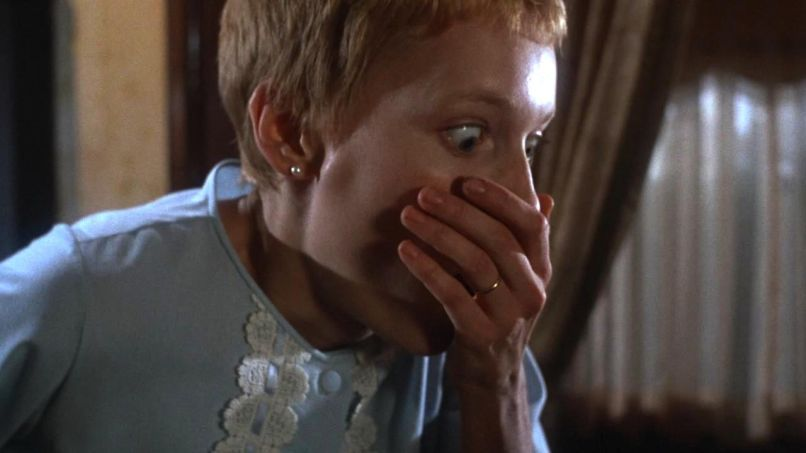 rosemarys baby The 100 Scariest Movies of All Time