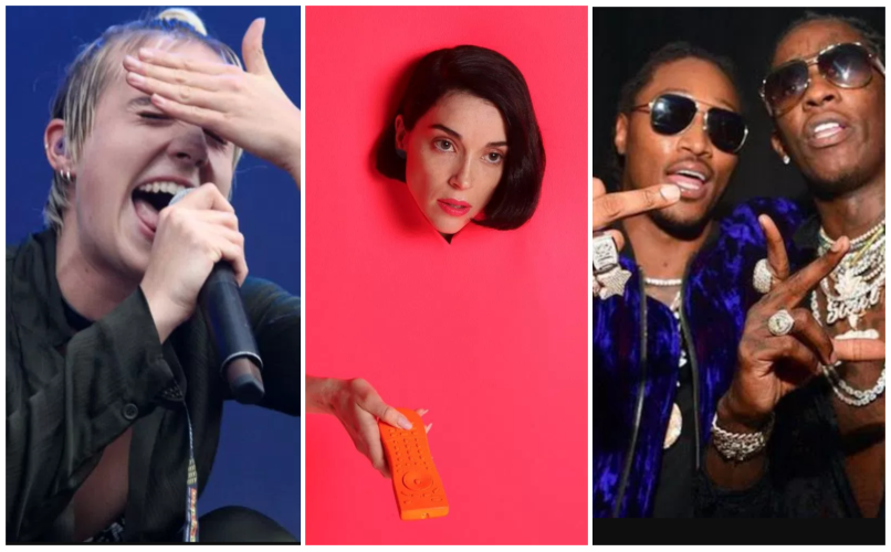 Top 10 Songs of the Month: MØ, St  Vincent, Future, and Young Thug
