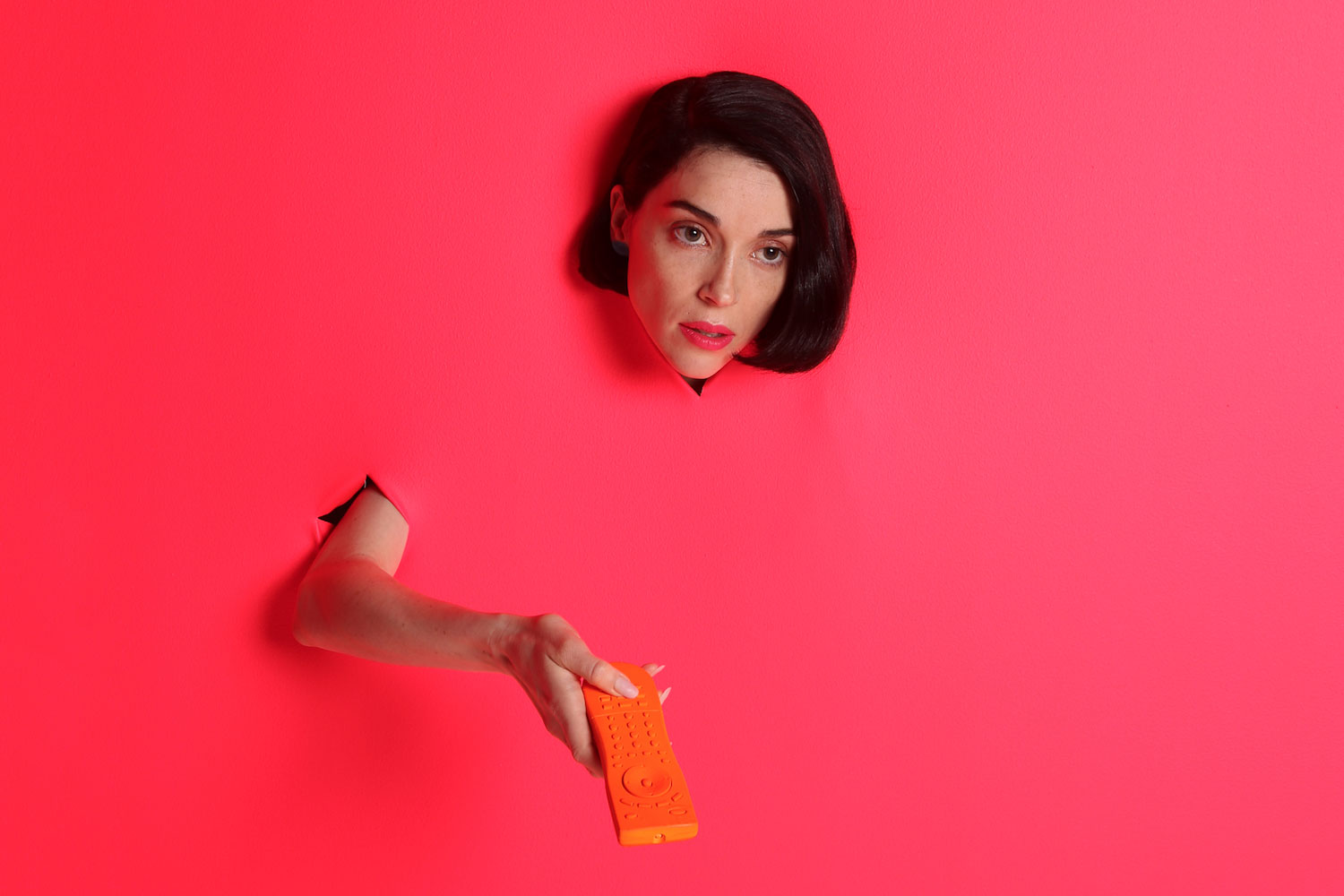 st vincent august 2017 Producer of the Year Jack Antonoff on Why You Cant Fake Success