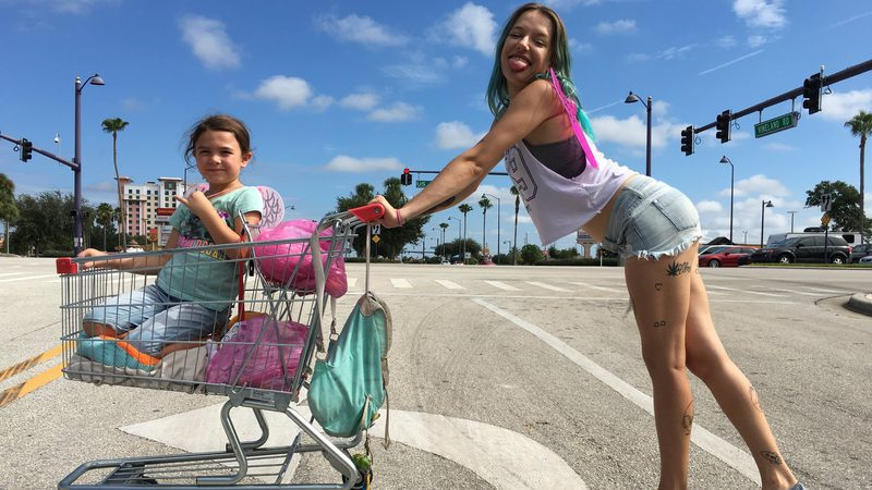 the florida project new picture Find Your Kingdom: A Conversation with Florida Project Filmmaker Sean Baker