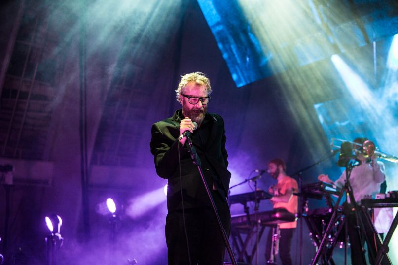 The National, photo by Philip Cosores