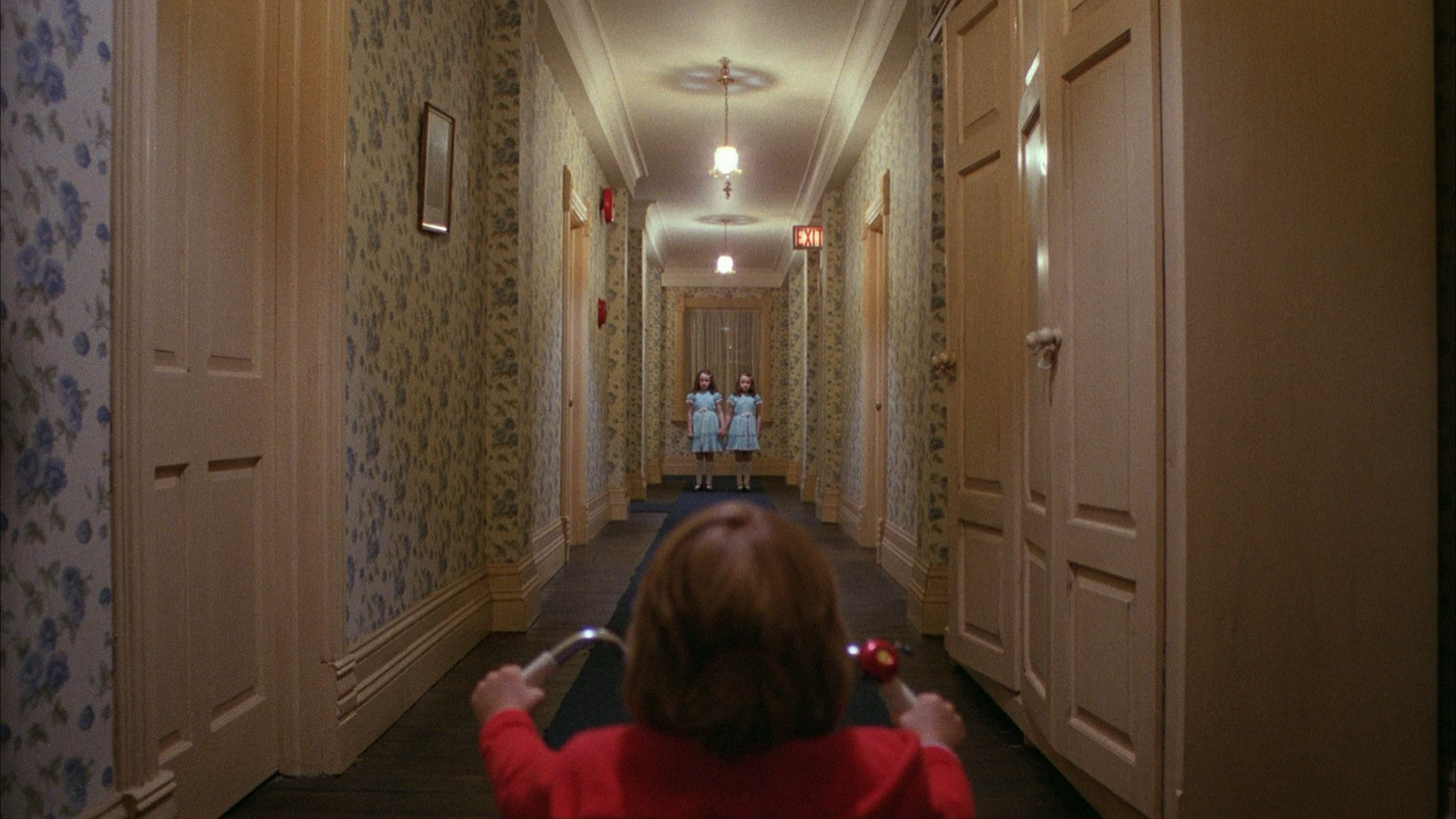 the shining The 100 Scariest Movies of All Time