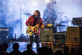 The War on Drugs // Photo by Philip Cosores