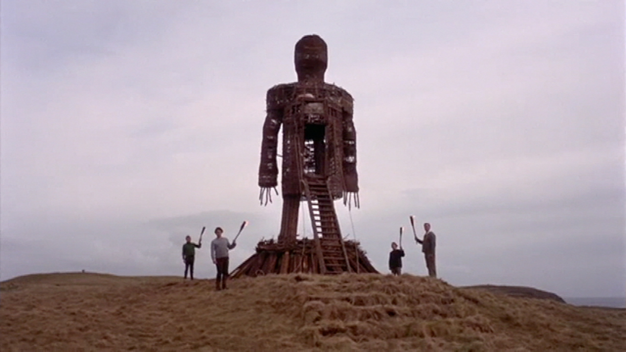 the wicker man 1975 The 100 Scariest Movies of All Time