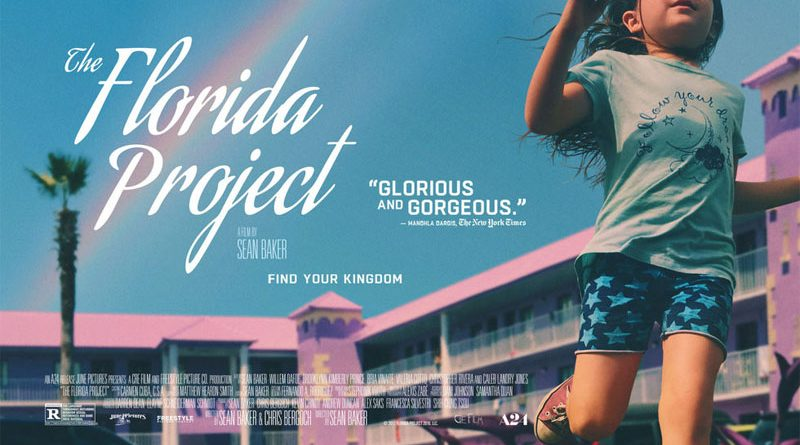 thefloridaproject quadposter Find Your Kingdom: A Conversation with Florida Project Filmmaker Sean Baker