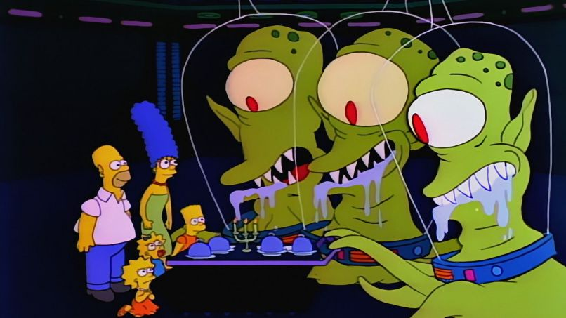 treehouse of horror i Ranking: Every Simpsons Treehouse of Horror Episode from Worst to Best