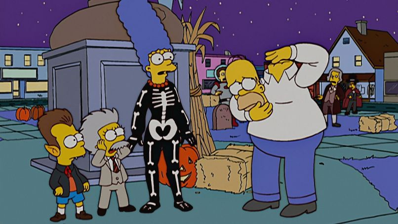 treehouse of horror xvi Ranking: Every Simpsons Treehouse of Horror Episode from Worst to Best