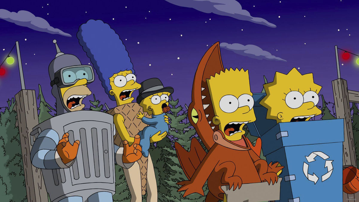 treehouse of horror xxvii Ranking: Every Simpsons Treehouse of Horror Episode from Worst to Best