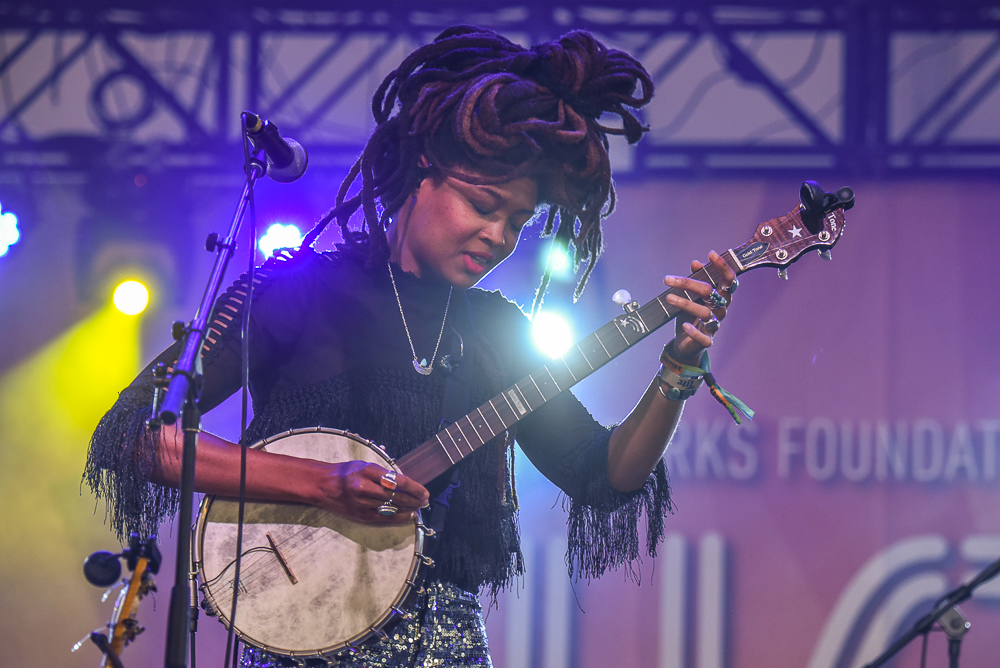 Valerie June // Photo by Amy Price
