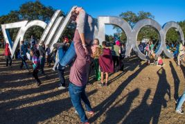 Voodoo Music + Arts Experience 2017, photo by David Brendan Hall