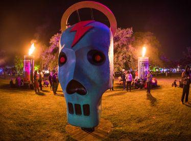 Voodoo Music + Arts Experience 2017 // photo by David Brendan Hall