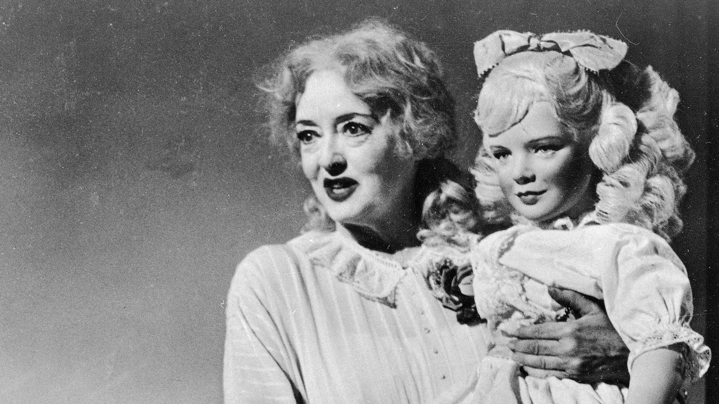 what ever happened to baby jane The 100 Scariest Movies of All Time