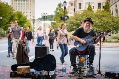 Asheville // Photo Via ExploreAsheville.com