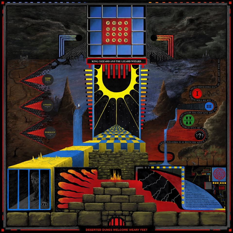 23559536 1778782185468010 7740703034542701375 n King Gizzard & the Lizard Wizard to release free album, Polygondwanaland, this week