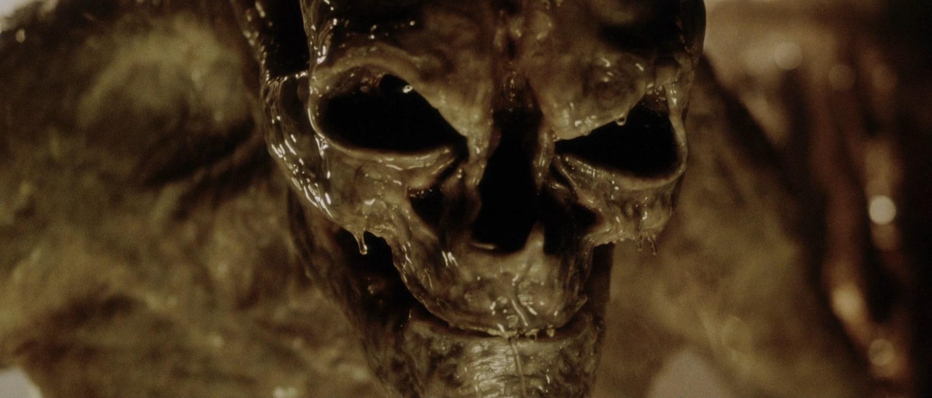 alien resurrection newborn Alien: Resurrection Set a New Low for Lazy Sequels
