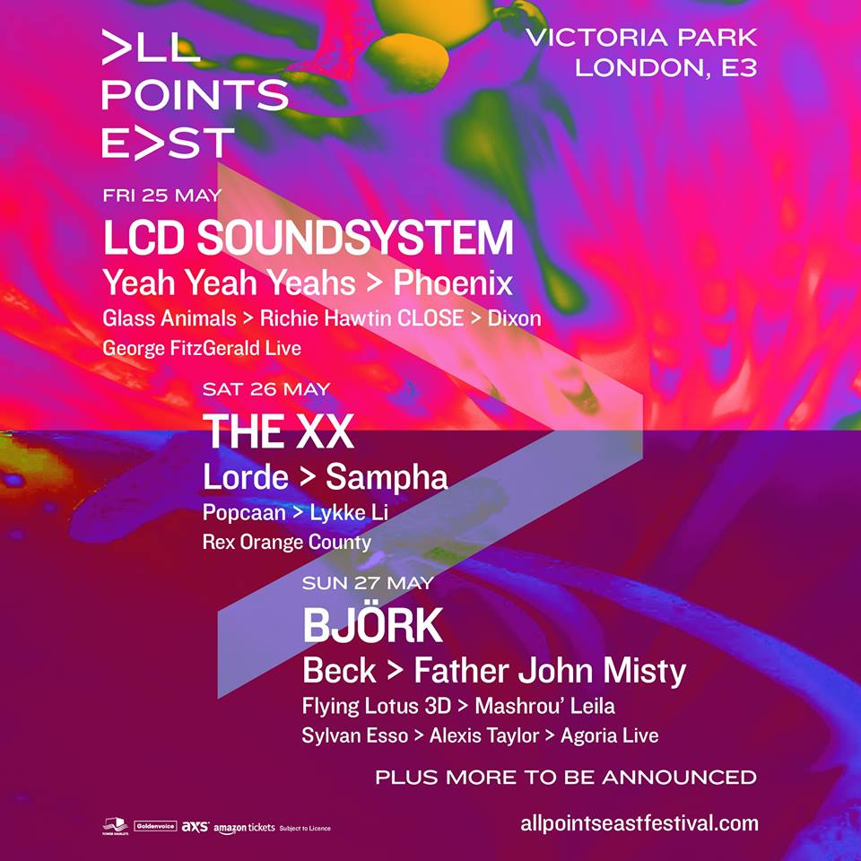all points east All Points Easts 2018 lineup is indieheads dream come true
