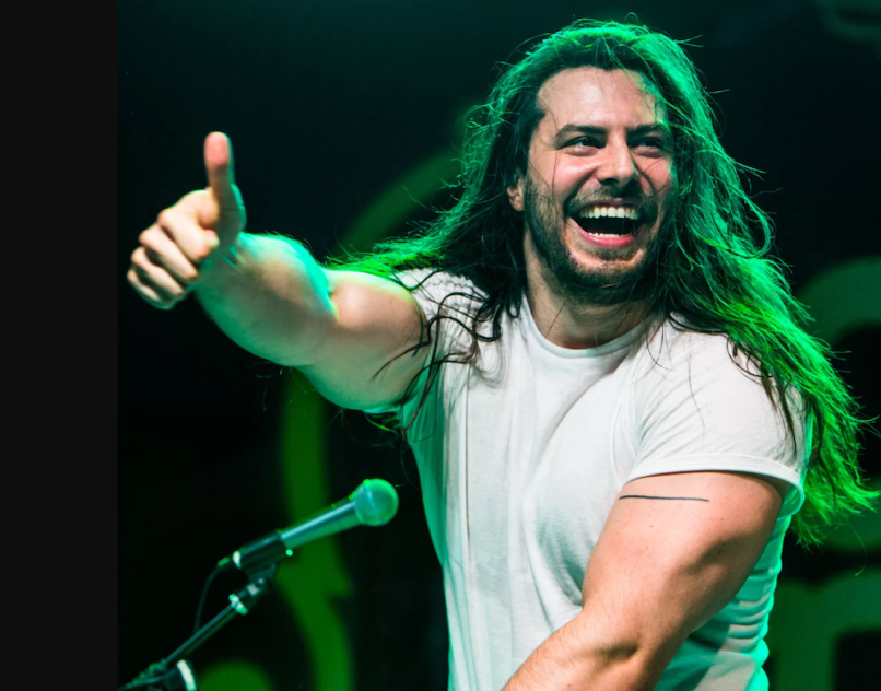 Andrew W.K., photo by Philip Cosores
