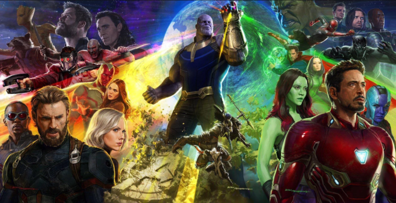 avengers infinity war1 Readers' Poll 2017: The Results