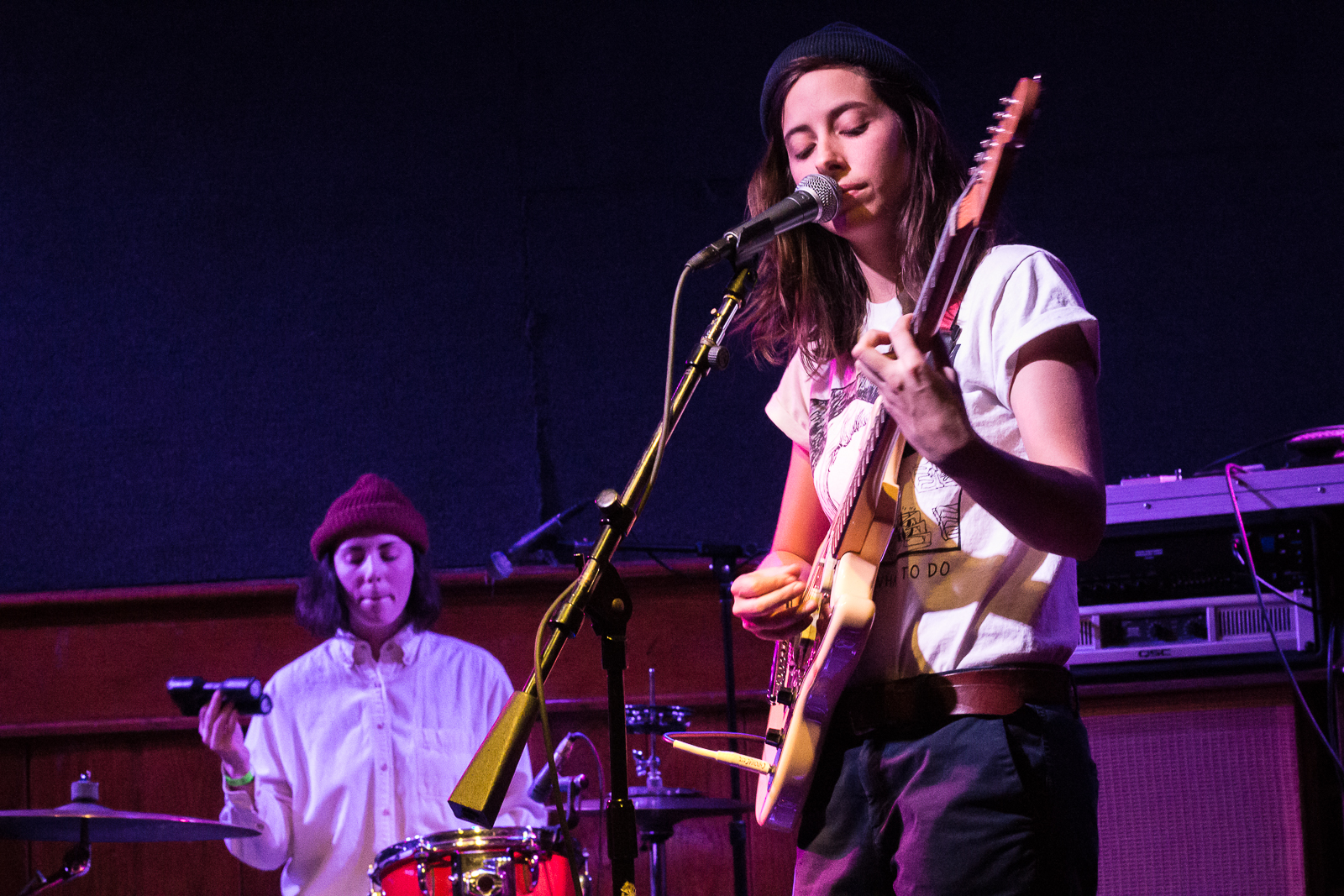 datestuff13 Chicago duo Date Stuff hole up at basement dive Punch House for a performance of Long Con: Watch
