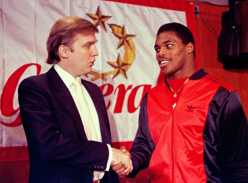 donald trump herschel walker generals usfl Yes, Donald Trump Has Ruined Even More Pop Culture Than You Think