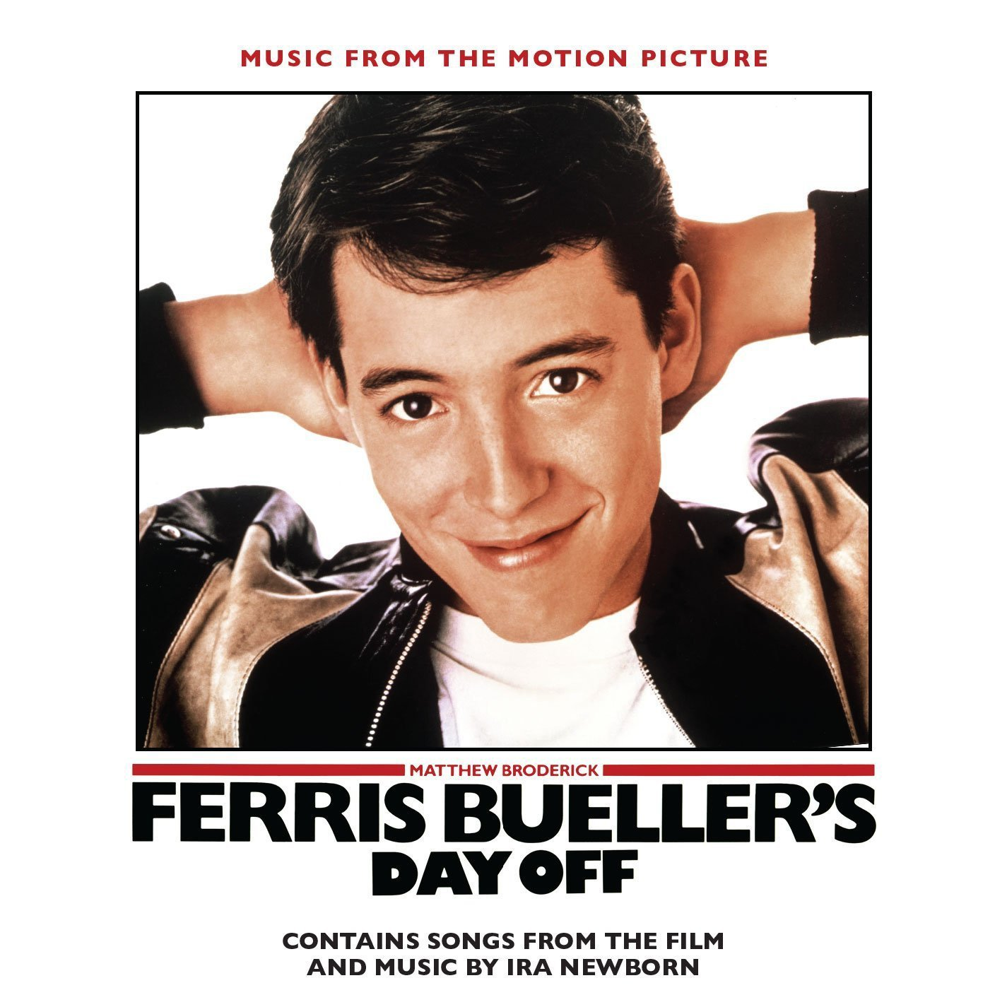 ferris bueller The 100 Greatest Movie Soundtracks of All Time