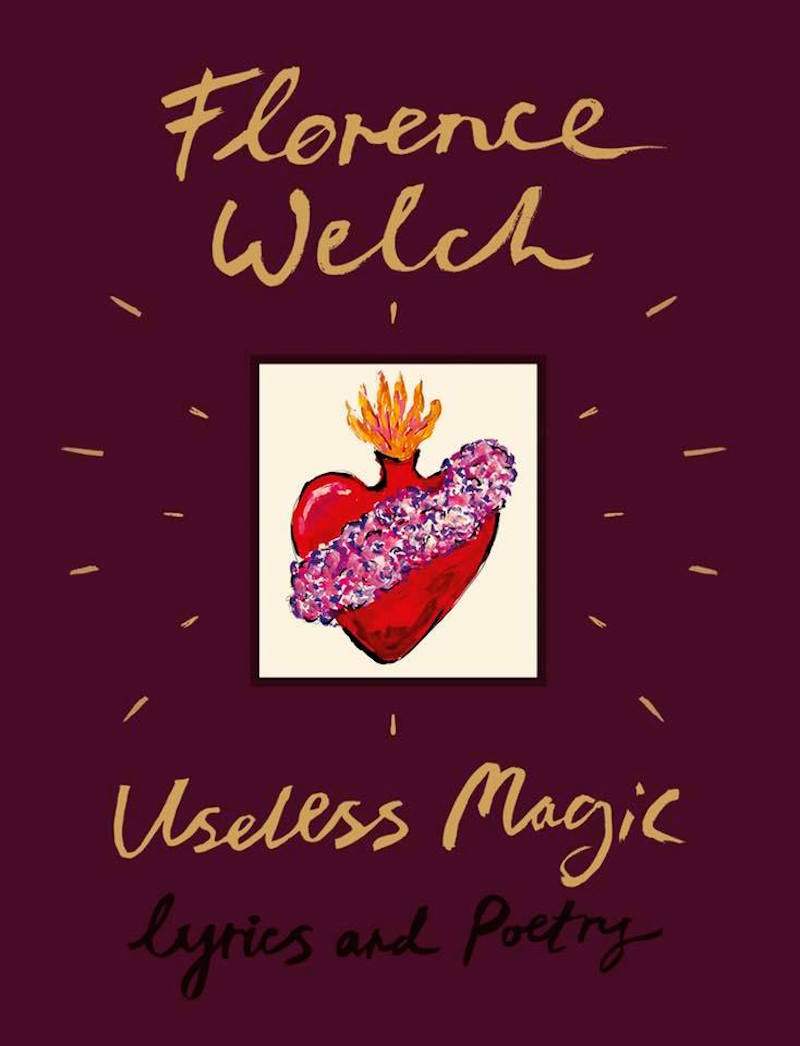 florence welch useless magic Florence Welch announces lyric, poetry, and art book Useless Magic