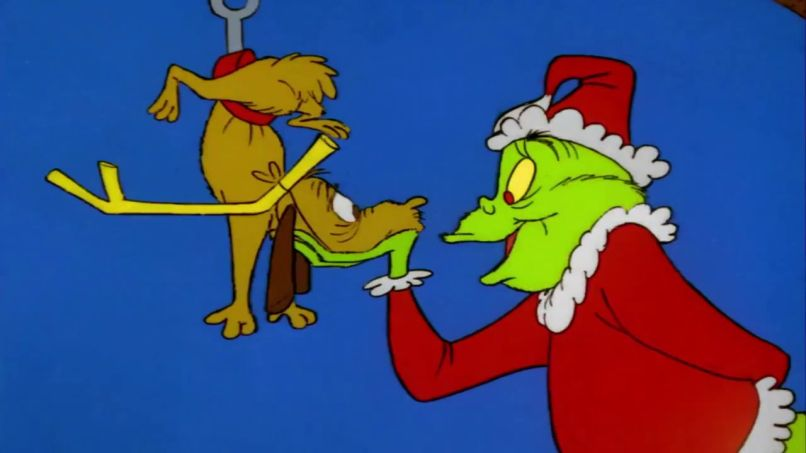 grinch The 25 Greatest Christmas Movies of All Time