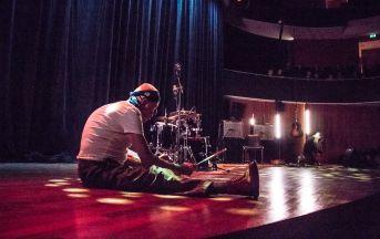 Han Bennink & Keiji Haino // Photo by Lior Phillips