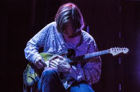 Thurston Moore // Photo by Lior Phillips