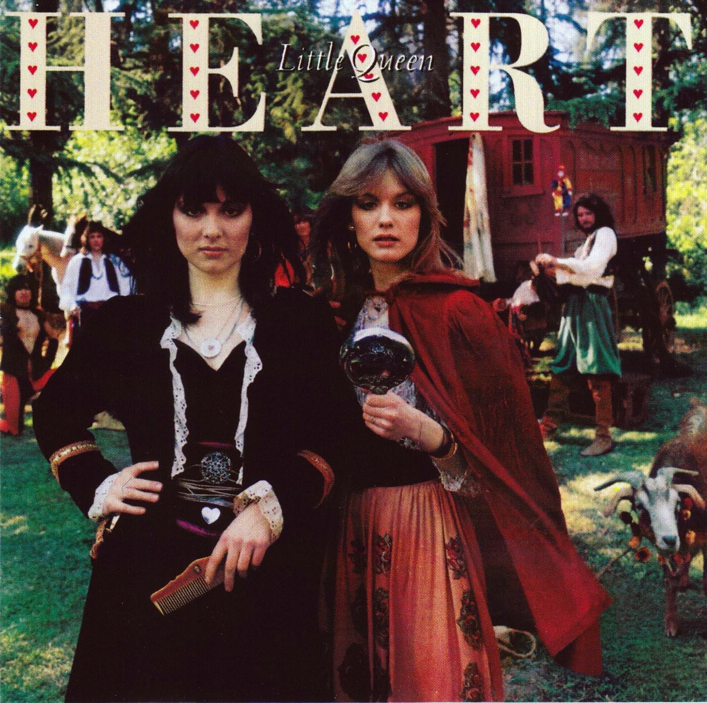 heart Top 25 Songs of 1977