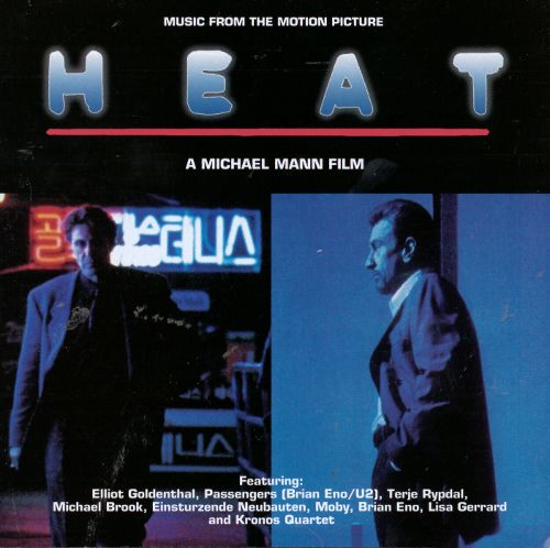 heat 1995 The 100 Greatest Movie Soundtracks of All Time
