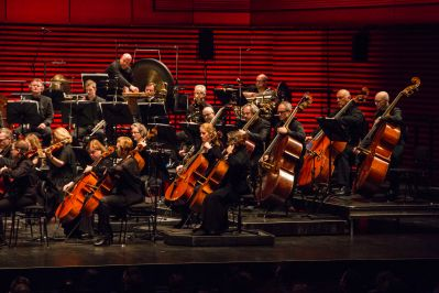 Iceland Symphony Orchestra // Photo by Lior Phillips