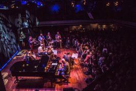 Han Bennink & ICP Orchestra // Photo by Lior Phillips