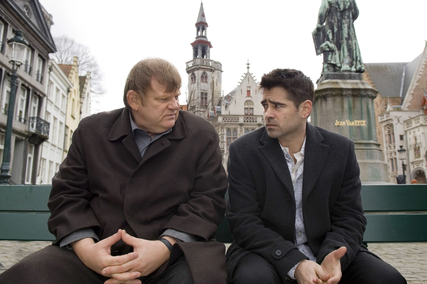 in bruges The 25 Greatest Christmas Movies of All Time