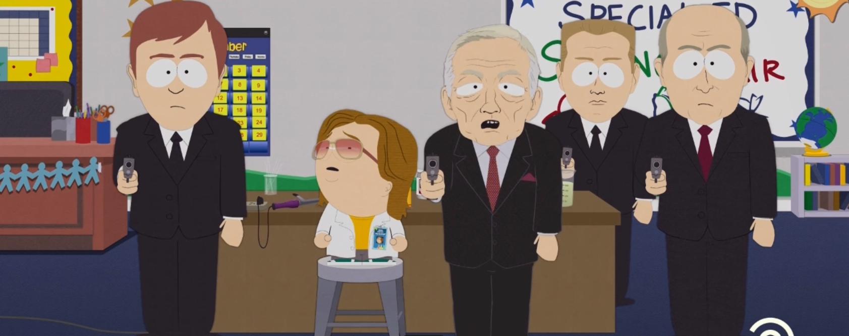 jerry jones Recapping South Park: Even Moss Piglets Love Taylor Swifts Reputation