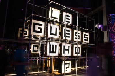Le Guess // Photo by Lior Phillips