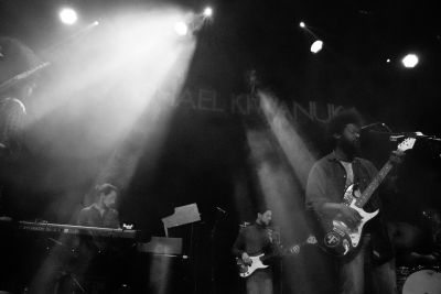 Michael Kiwanuka // Photo by Lior Phillips