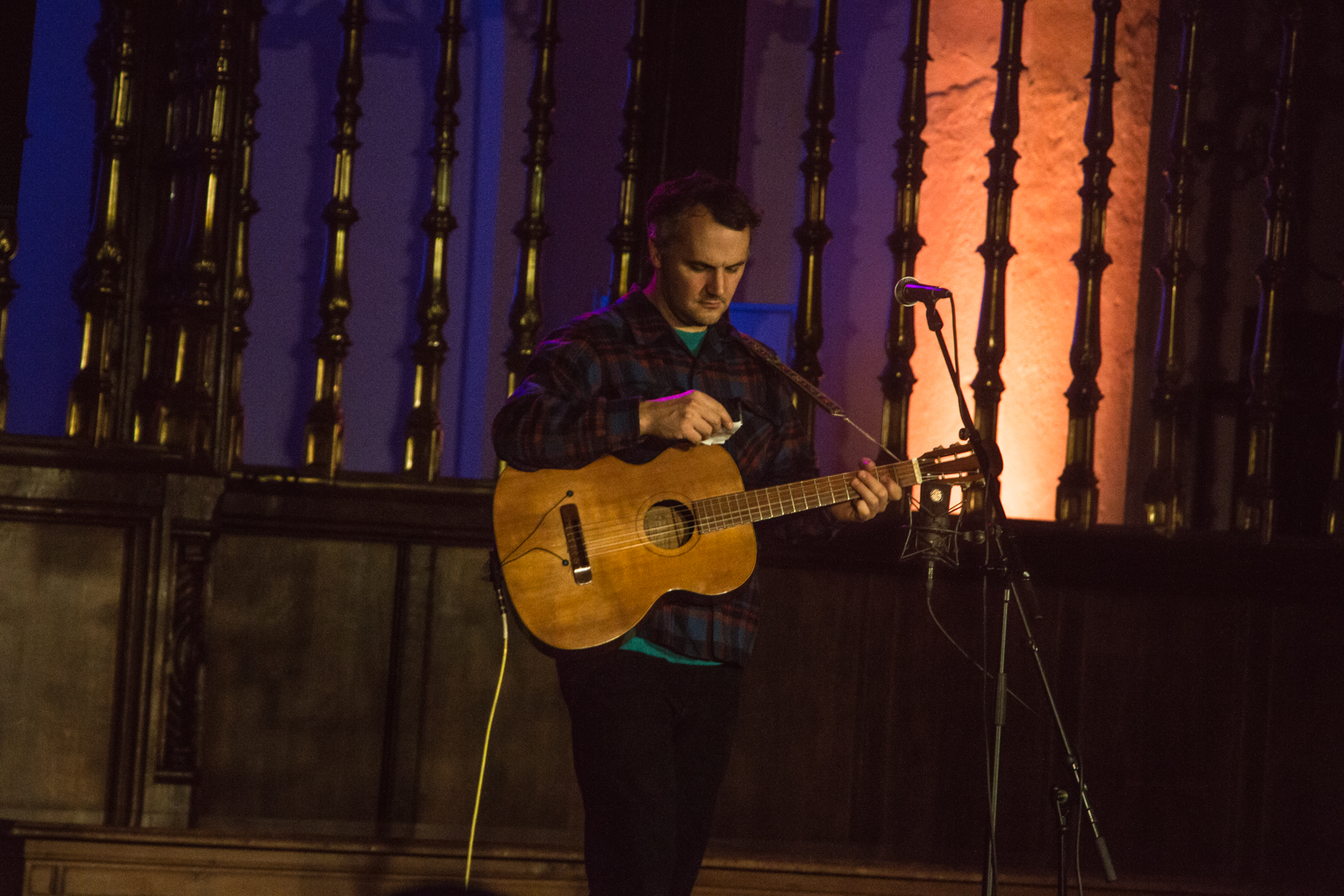 Mount Eerie // Photo by Lior Phillips