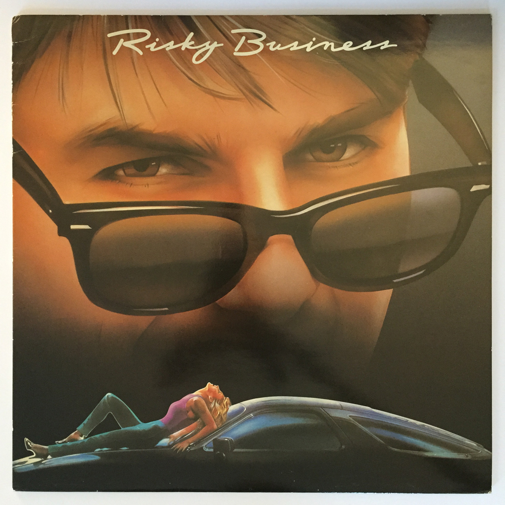 risky business The 100 Greatest Movie Soundtracks of All Time