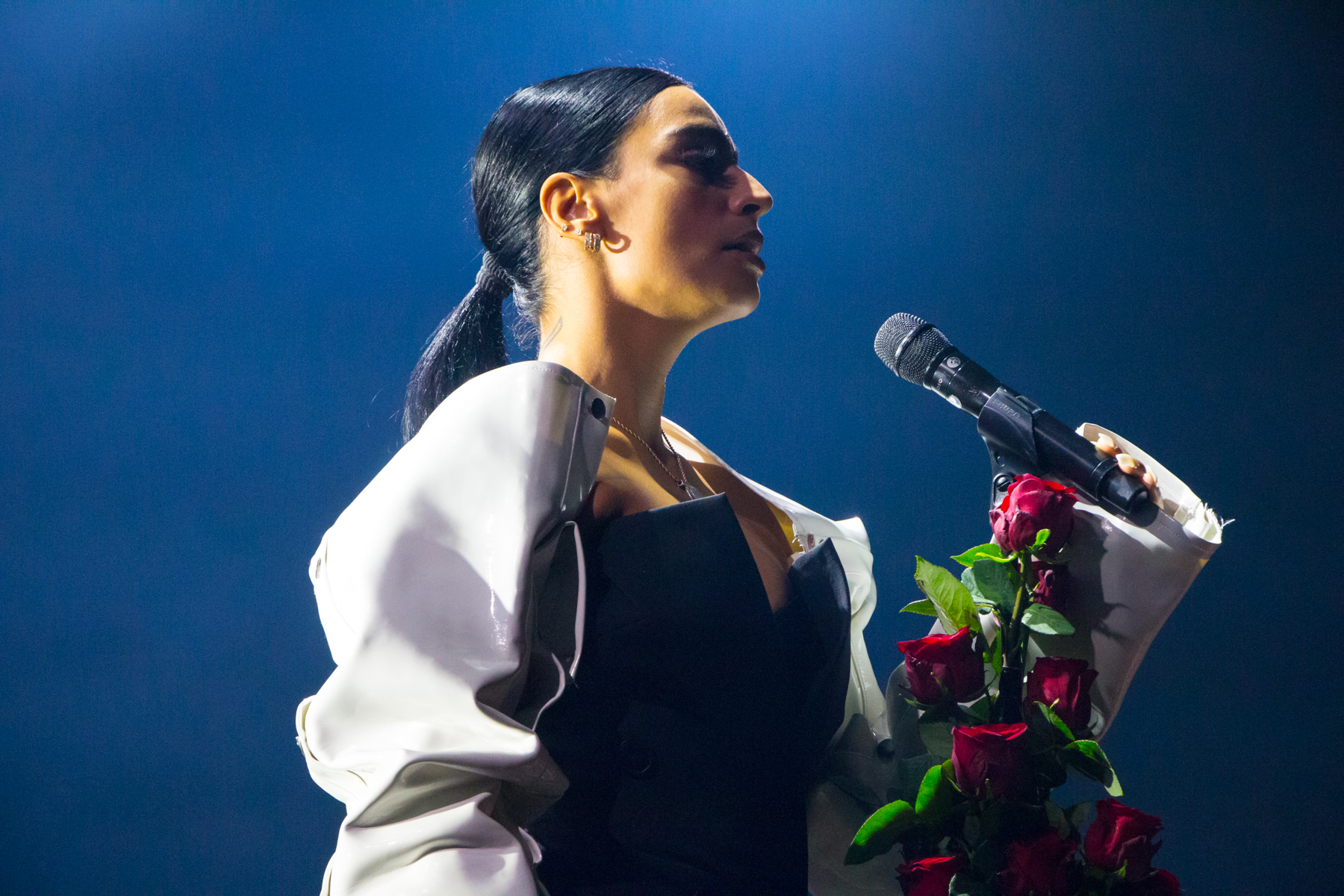 Sevdaliza // Photo by Lior Phillips